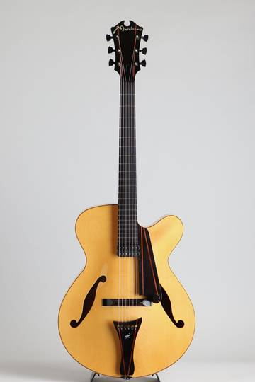 "Marchione Guitars 16INCH ARCHTOP ""SIREN"" NATURAL 2003 マルキオーネ ギターズ サブ画像2"