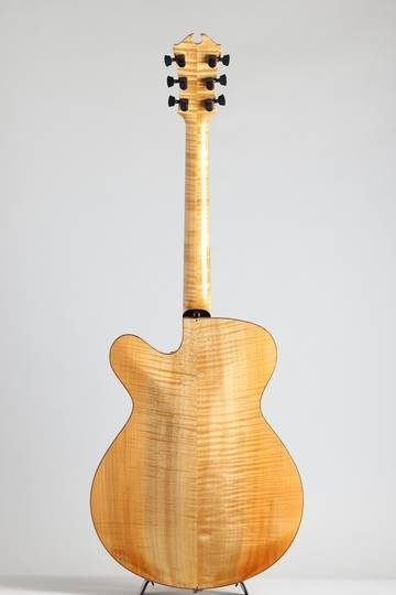 "Marchione Guitars 16INCH ARCHTOP ""SIREN"" NATURAL 2003 マルキオーネ ギターズ サブ画像3"