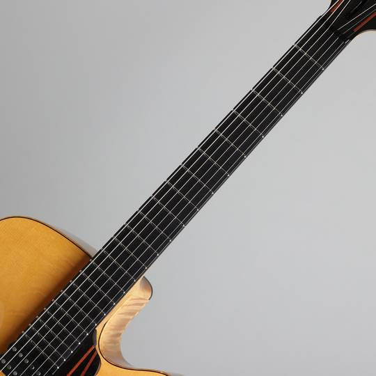 "Marchione Guitars 16INCH ARCHTOP ""SIREN"" NATURAL 2003 マルキオーネ ギターズ サブ画像5"