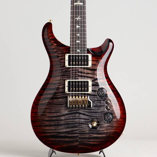 35th Anniversary Custom 24 10Top PR Charcoal Cherry Burst
