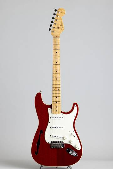 FENDER CUSTOM SHOP Custom Hollow Body Strat 05 of 12 Certificate singed by John Page 1994 フェンダーカスタムショップ サブ画像2