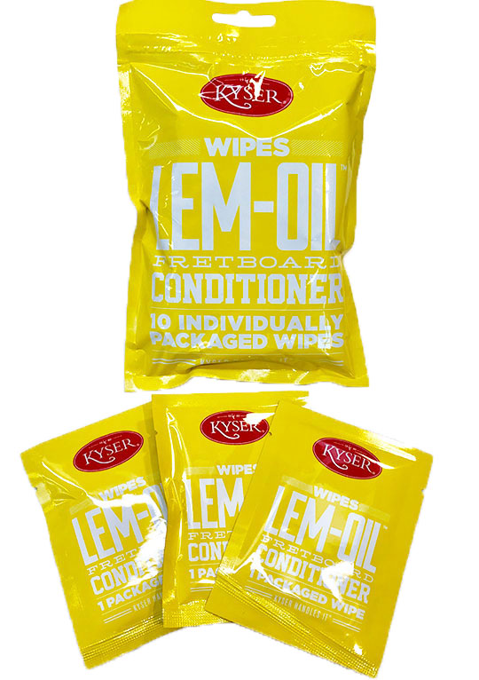 LEM-OIL FRETBOARD CONDITIONER 10setPACK