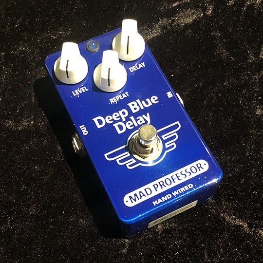 MAD PROFESSOR DEEP BLUE DELAY HW マッド プロフェッサー