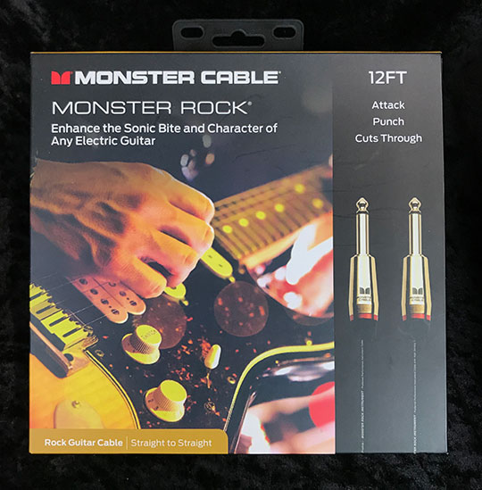 MONSTER ROCK 【M ROCK2-12】直-直 12ft /約3.6m