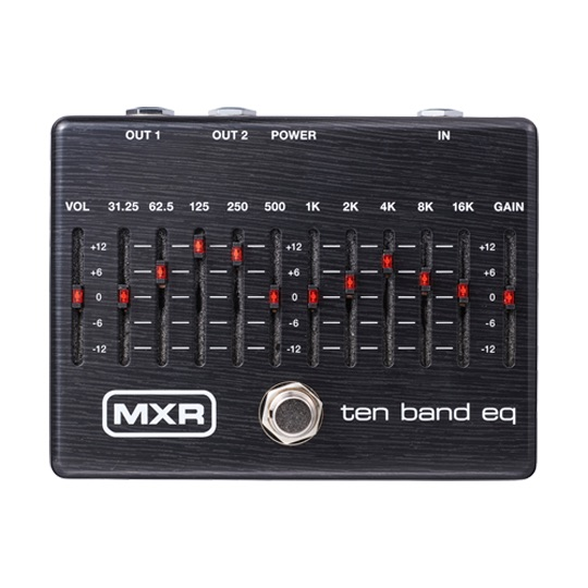 M108SEM Ten Band EQ Limited Ebony