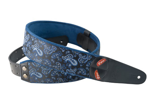 MOJO Series / PAISLEY Blue