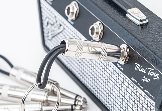 Pluginz Fender Mini Twin Amp Jack Rack with 4 keychains プラグインツ サブ画像3