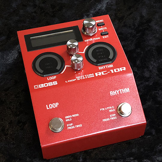 RC-10R Rhythm Loop Station