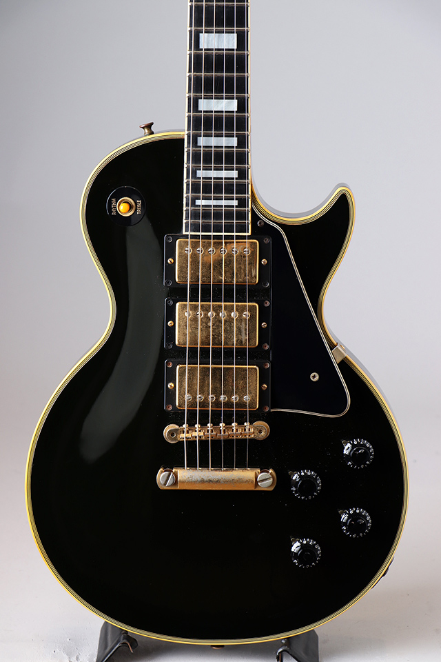 Historic Collection 1957 Les Paul Custom 3 Pickup Ebony 1993