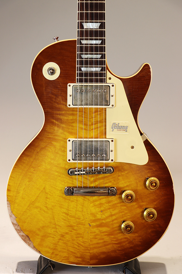 Historic Collection 1959 Les Paul Standard Hand Select HRM Ultra Aged S/N:983732