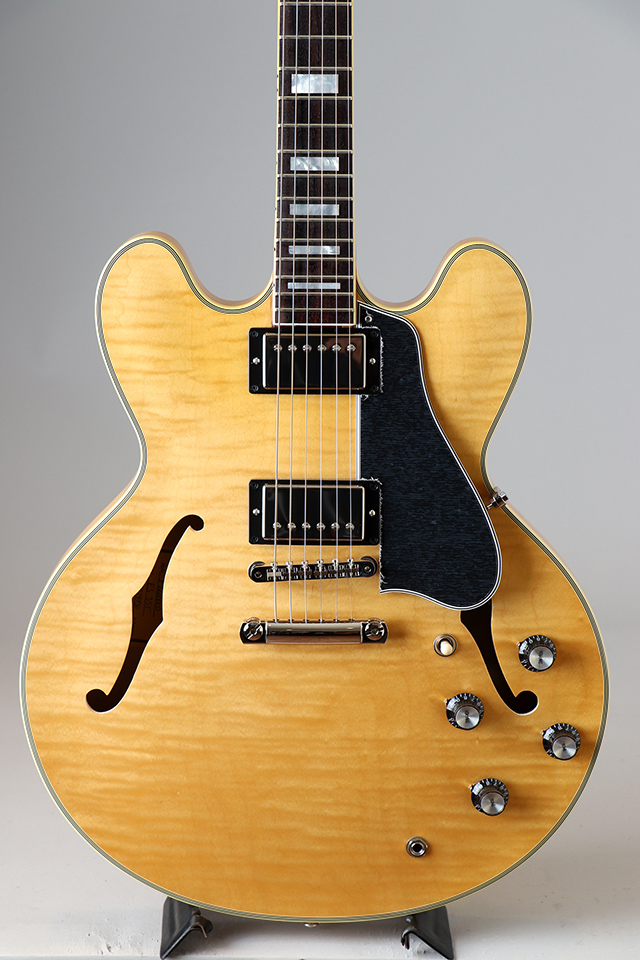 ES-355 Figured 2019 Vintage Natural S/N:12828730 【ローン36回無金利】