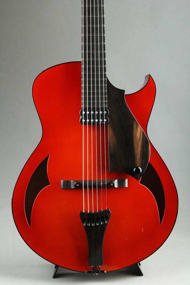 15 Inch Archtop Custom 24 3/4 Scale