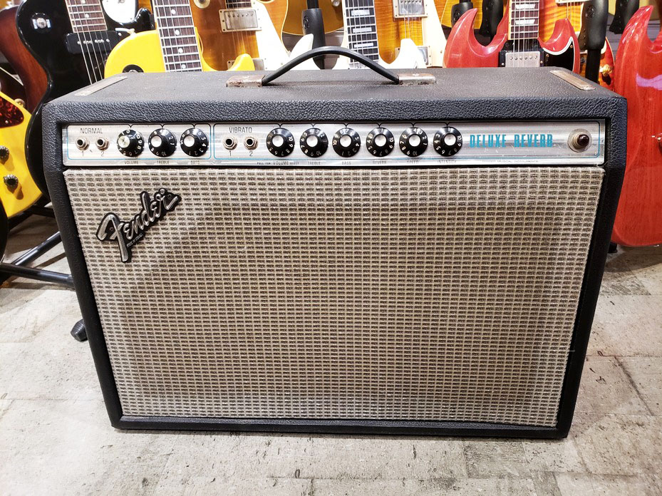 1979 Deluxe Reverb