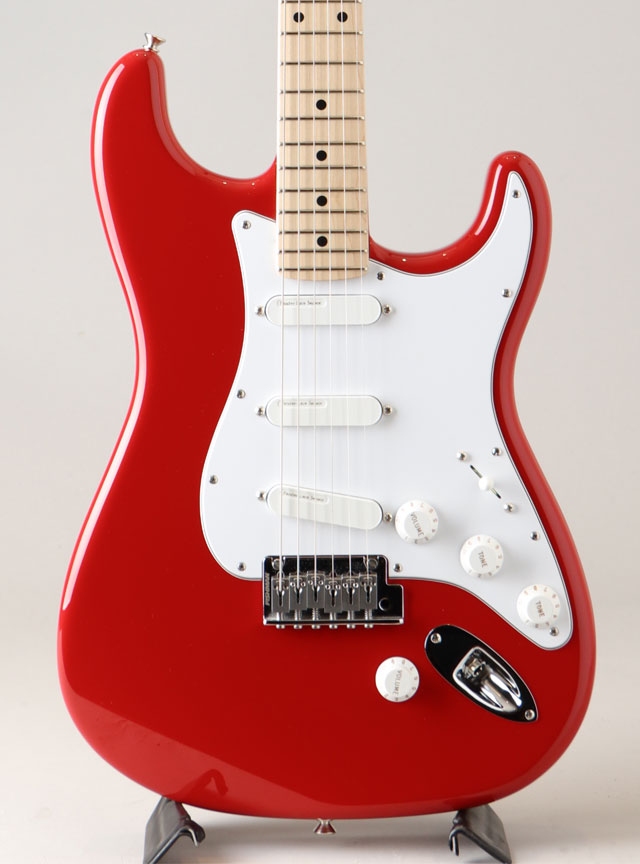 Limited Edition Pete Townshend Stratocaster Trino Red 2016