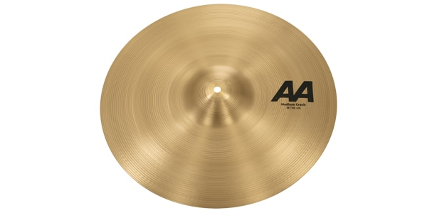 "【3枚限定40%OFF!!】AA 16"" Medium Crash"