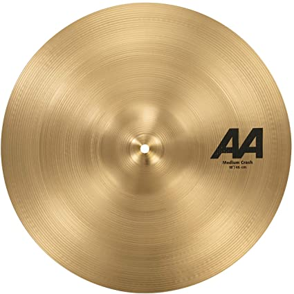 "【3枚限定40%OFF!!】AA 18"" Medium Crash"
