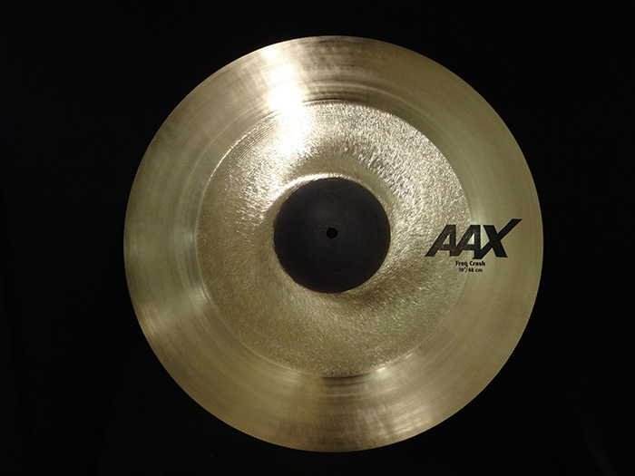 "【新品特価30%OFF!】AAX 19"" FREQ CRASH  AAX-19FQC"