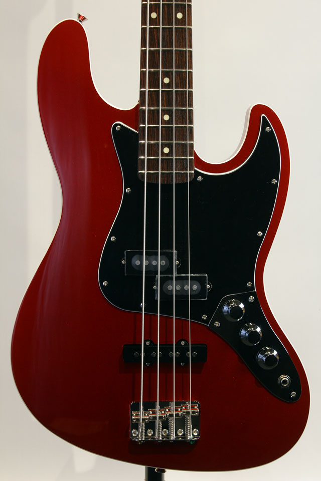 Made in Japan AERODYNE II JAZZ BASS (AJBII CAR)
