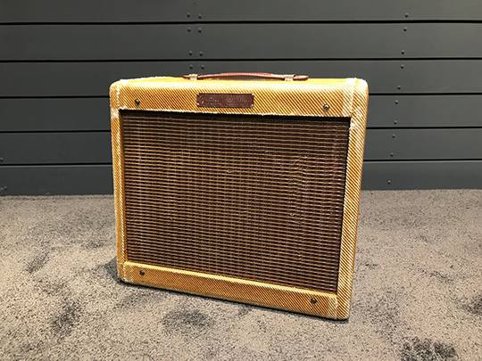 Master Built 1957 Champ Relic/High School Band