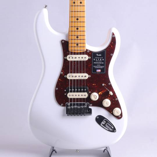 American Ultra Stratocaster HSS/Arctic Pearl/M【S/N:US19083505】