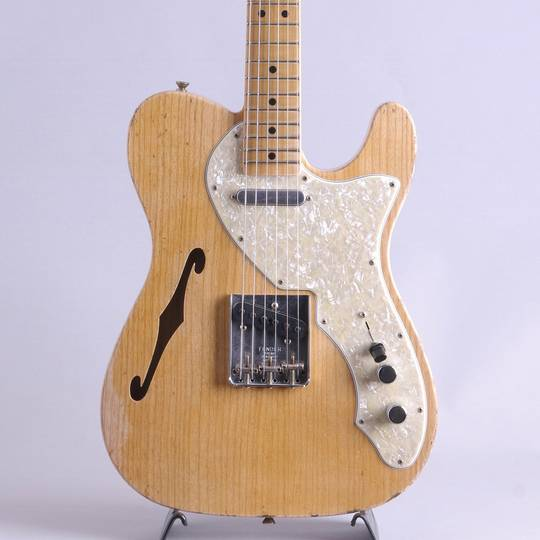 MBS 1968 Telecaster Thinline Relic Natural Built by Kyle Mcmillin