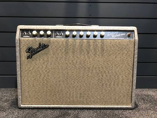 Limited Edition '65 Deluxe Reverb Fawn