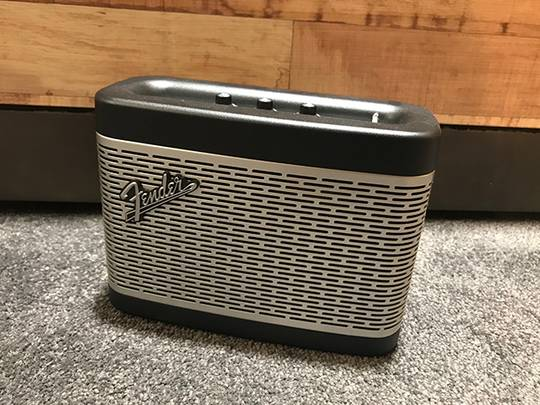 Newport Bluetooth Speaker/Black