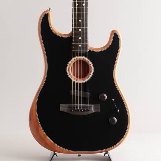 American Acoustasonic Stratocaster/Black【S/N:US203965A】