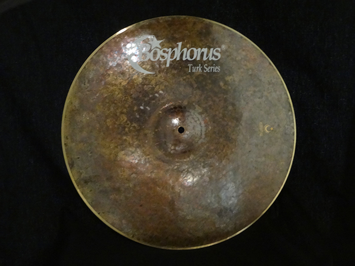 "【新品特価30%OFF!】Turk 18""Thin Crash 1440g"