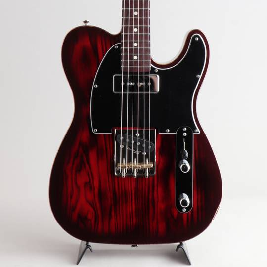Standard-T Limited / Burn Claret Red Metallic Sunburst
