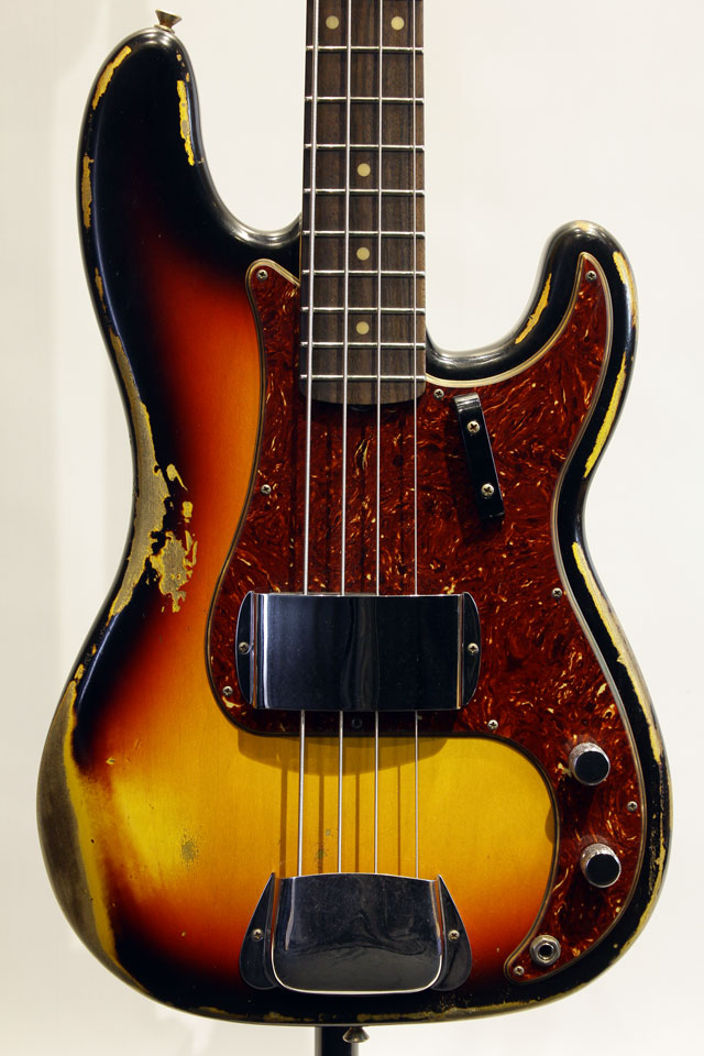 1960 PRECISION BASS HEAVY RELIC (3TSB)【ローン無金利】【送料無料】