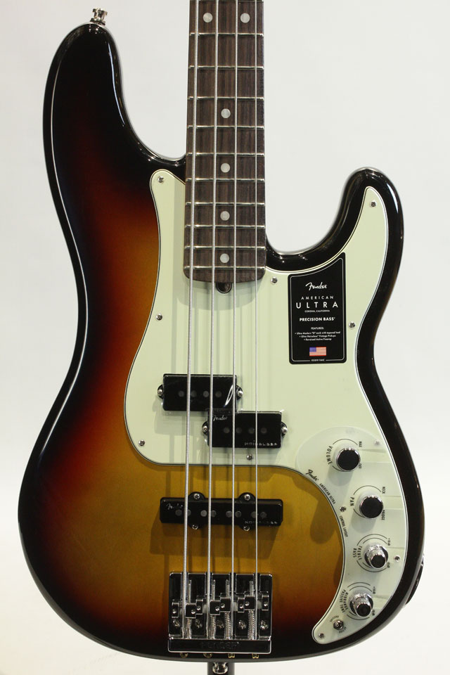 AMERICAN ULTRA PRECISION BASS (Ultraburst)