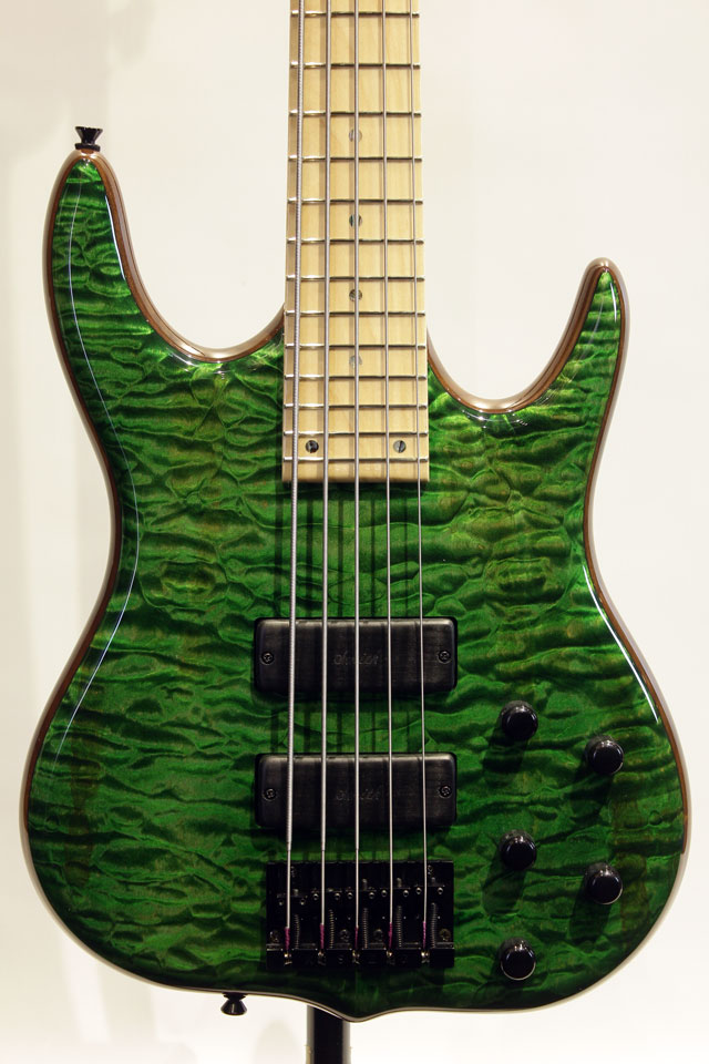 "BHF-5  ""Burner Hadrien Feraud Quilted Maple TOP"""