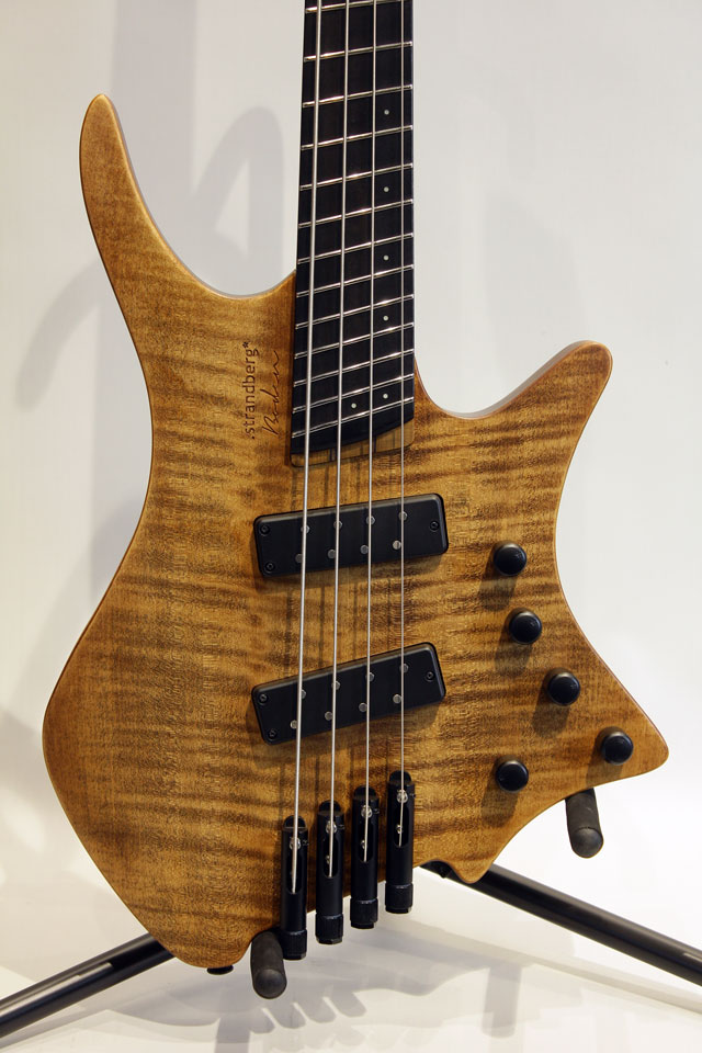 BODEN BASS PROG 4 (BROWN)【試奏動画有り】