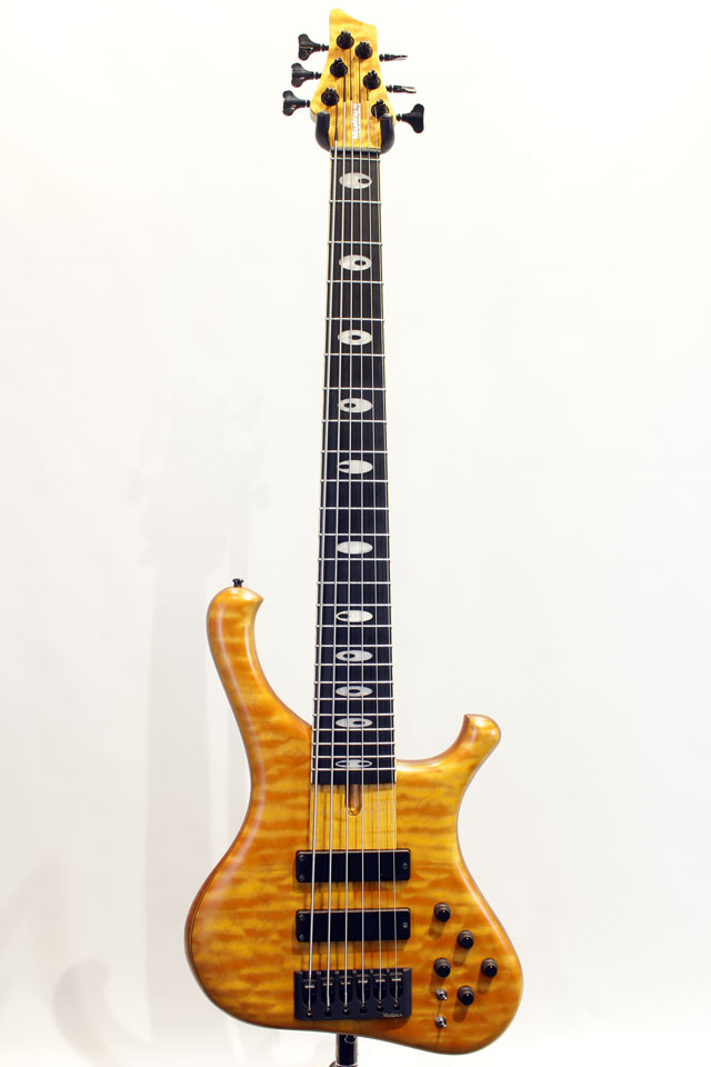 MARLEAUX Consat Signature 6st ~Quilted Maple Top&Back~【試奏動画有り】 マーロー サブ画像2