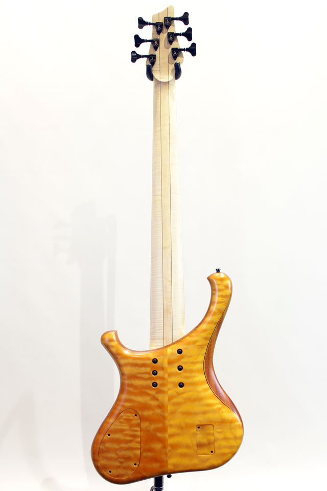 MARLEAUX Consat Signature 6st ~Quilted Maple Top&Back~【試奏動画有り】 マーロー サブ画像3