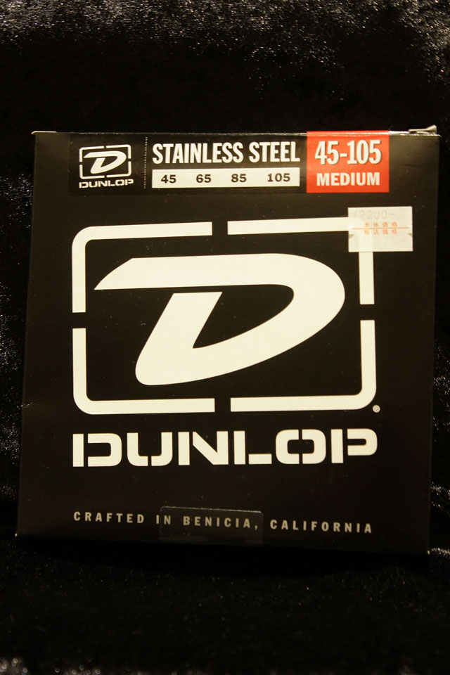 DBS45105 【45-105】Stainless Steel Bass Strings