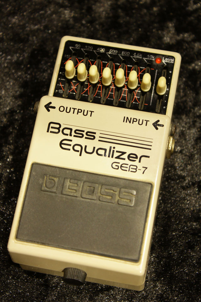 Bass Equalizer GEB-7
