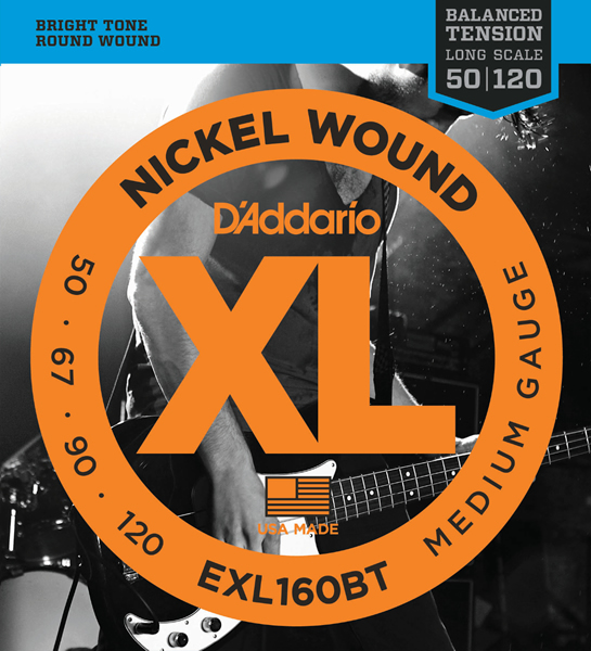 EXL160BT [Nickel Wound 50-120]