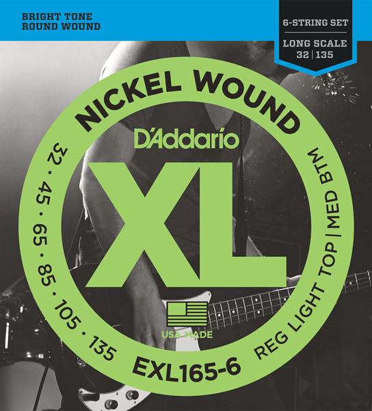 EXL165-6 [Nickel Wound 32-135]