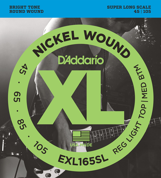 EXL165SL[Nickel Wound 45-135]