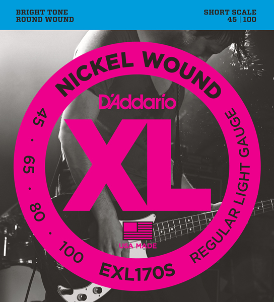 EXL170S [Nickel Wound 45-100]