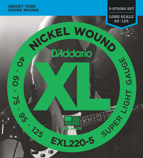 EXL220-5 [Nickel Wound 40-125]