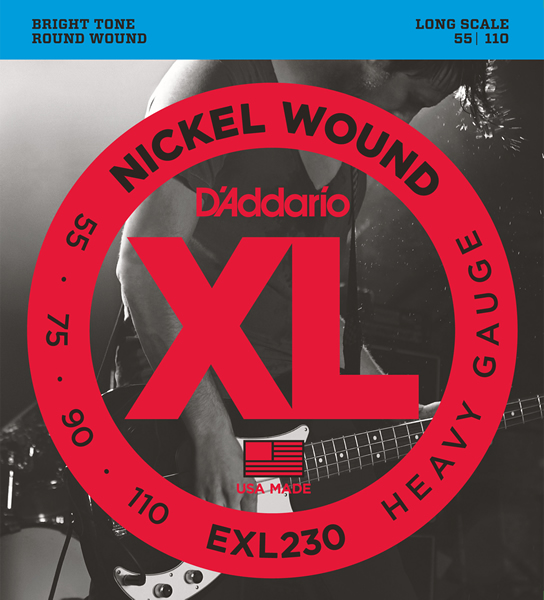 EXL230 [Nickel Wound 55-110]