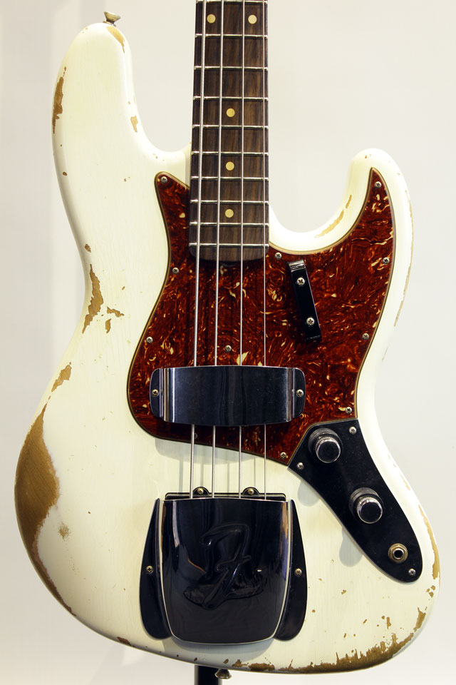 2020 Collection Custom Build 1960 Jazz Bass Heavy Relic (AOW)【ローン無金利】【送料無料】
