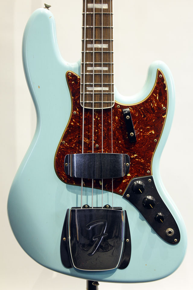 2020 Collection Custom Built 66 JAZZ BASS Journeyman Relic (ADBL)【ローン無金利】【送料無料】