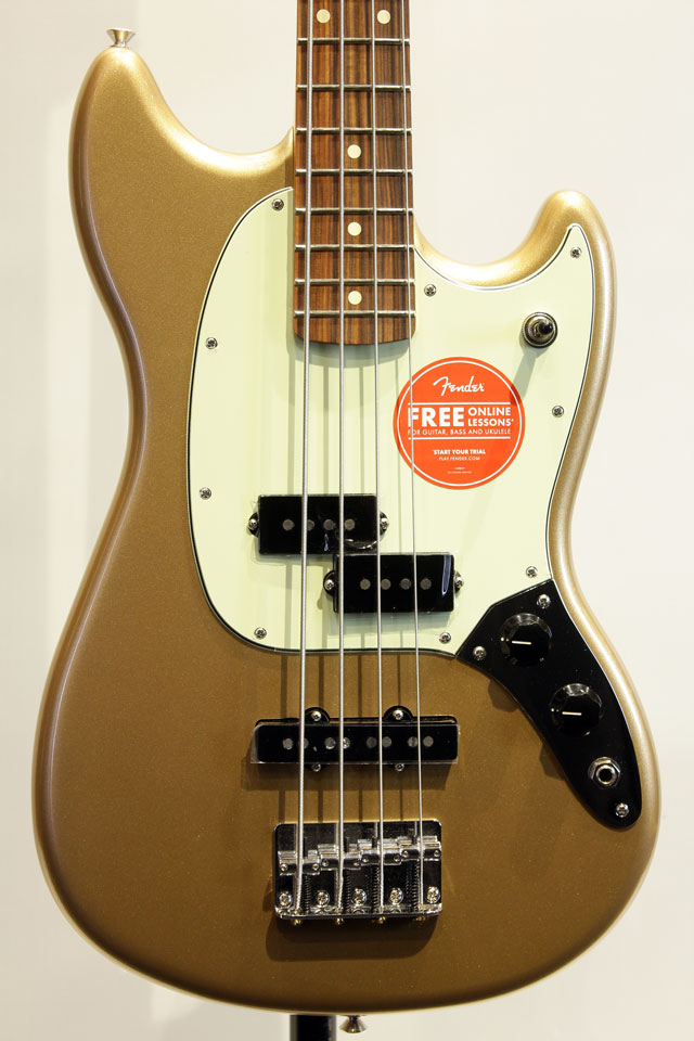 Player Mustang Bass PJ(FMG)