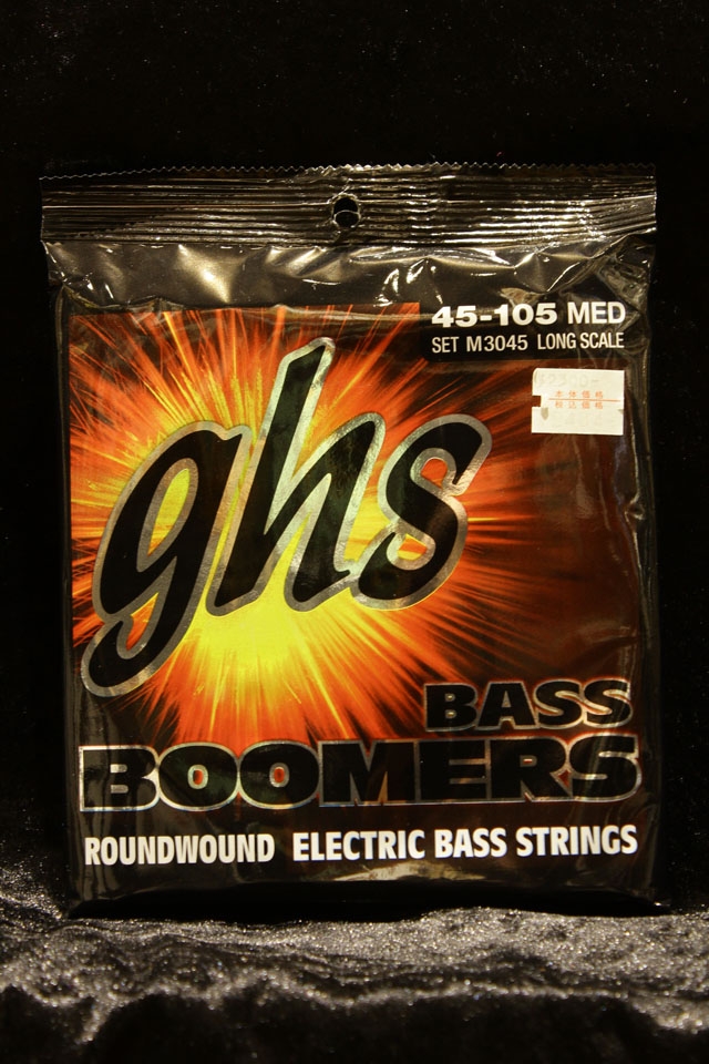 M3045【45-105】 Bass Boomers