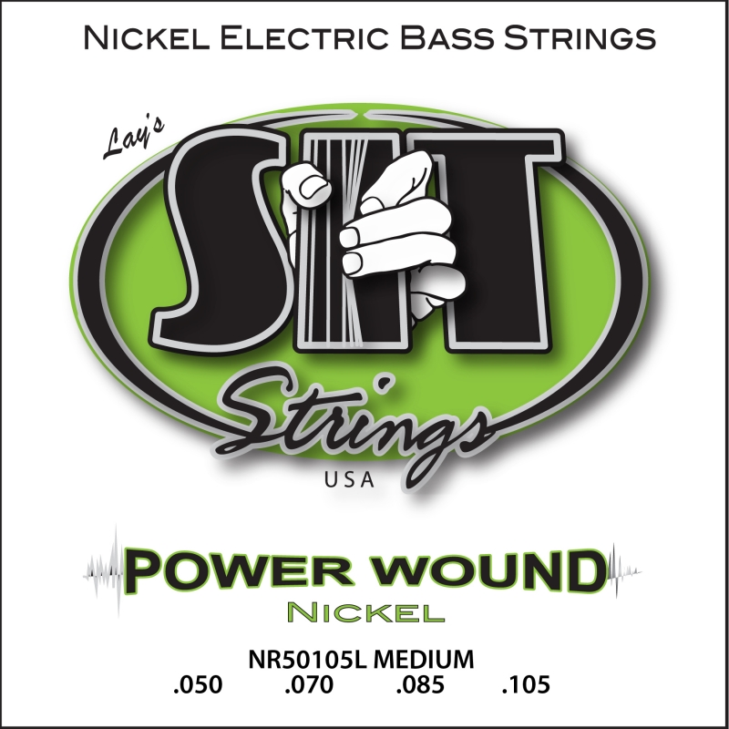 POWER WOUND BASS LONG SCALE 【NR50105L】