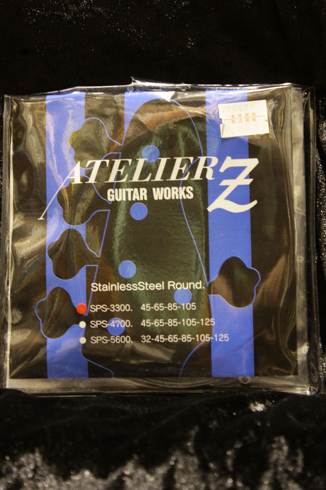 STAINLESS STEEL STRINGS 【SPS-3300】